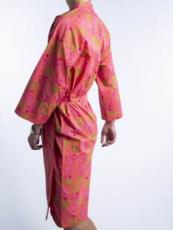 DRESSING GOWN<br>SPIREE CANDY<br>(1 size fits all)