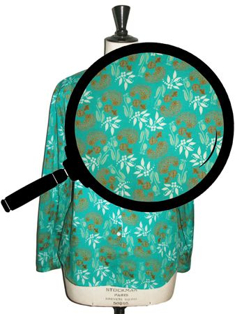TOP FARO<br>SPIREE TURQUOISE<br>2 = 40 / 42