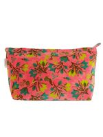 XL AIRPORT WASHBAG<br>VELVET SUZANI CANDY<br>L33 x H19 cm