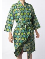 DRESSING GOWN<br>SNOWDROP ATLANTIC<br>(1 size fits all)