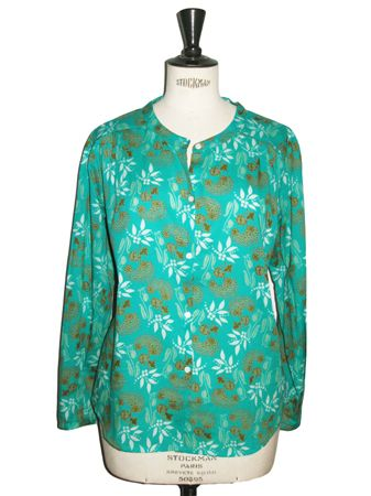 TOP FARO<br>SPIREE TURQUOISE<br>1 = 38 / 40